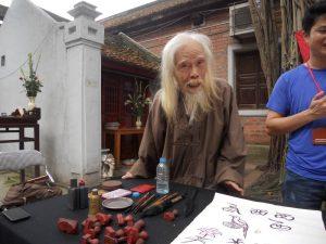 hanoi università arte scrittura vietnam