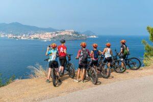 turismo e-bike isola elba