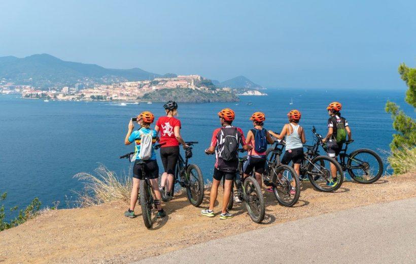 Isola d'Elba - Mangia, cammina, pedala