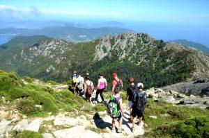 Isola d'Elba - Week-end multisport