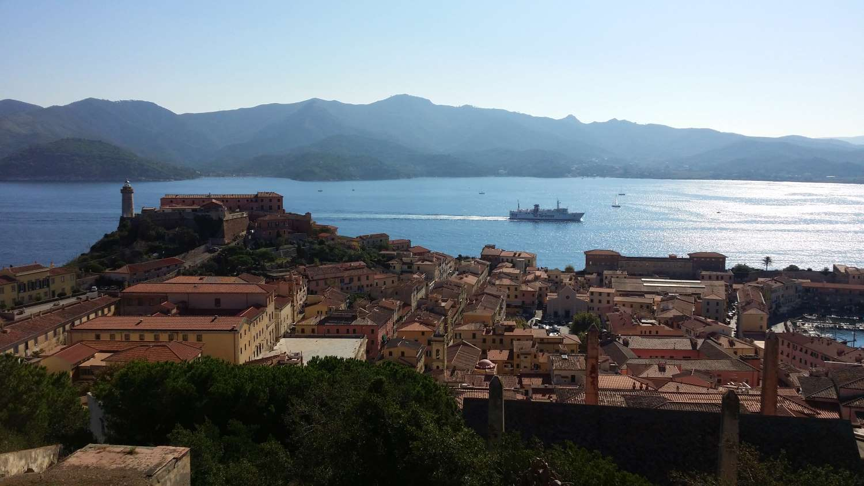 Isola d'elba Portoferraio arcipelago toscano