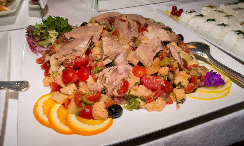 piatto tipico di pesce elba arcipelago toscano