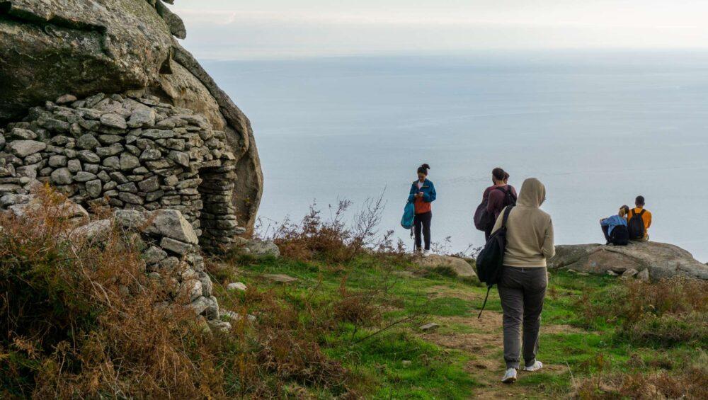 rocca di pietra murata Isola d'Elba