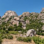Monte Pulchiana sardegna