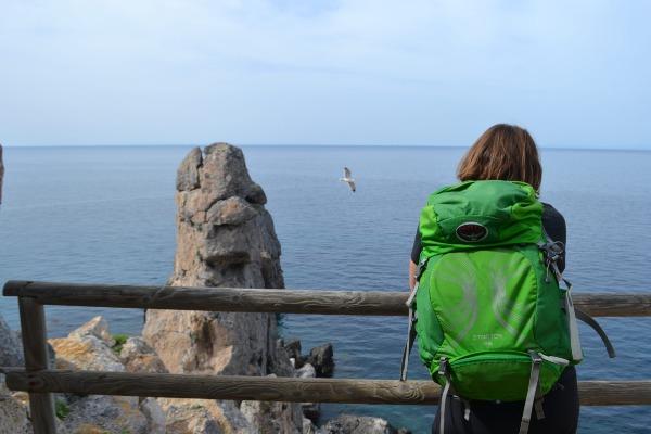 Trekking all'isola del Giglio
