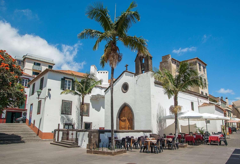 Funchal a Madeira