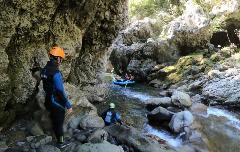 Val di Lima Canyon Park e Garfagnana - weekend avventura
